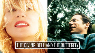 The Diving Bell and the Butterfly (2007) on Netflix in Canada