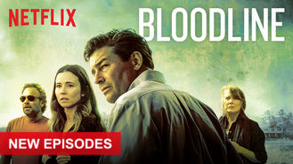 Netflix box art for Bloodline - Season 3