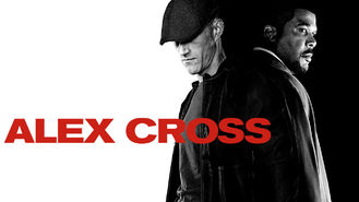 Netflix box art for Alex Cross