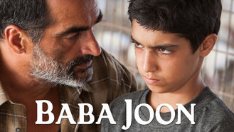 Netflix Box Art for Baba Joon