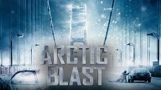 Netflix box art for Arctic Blast
