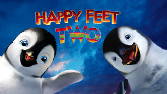 Netflix box art for Happy Feet Two