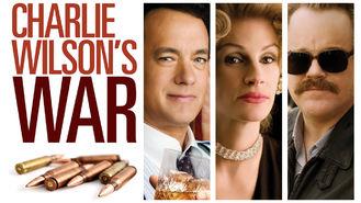 Netflix box art for Charlie Wilson's War