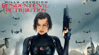 Netflix Box Art for Resident Evil: Retribution