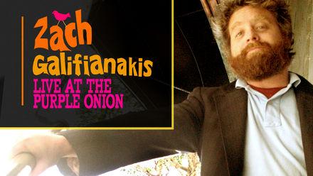 Zach Galifianakis: Live