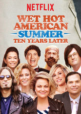 Wet Hot American Summer: Ten Years Later Netflix ES (España)