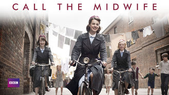 Netflix box art for Call the Midwife - Series 4
