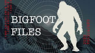 Netflix box art for Bigfoot Files - Season 1