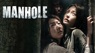 Netflix box art for Manhole