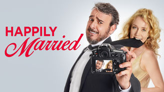 Netflix box art for Happily Married