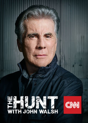 Box art for The Hunt with John Walsh