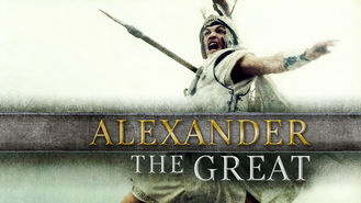 Netflix box art for Alexander the Great - Season 1