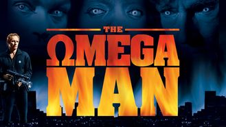Netflix box art for The Omega Man