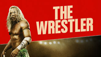 Netflix box art for The Wrestler
