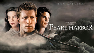 Netflix box art for Pearl Harbor