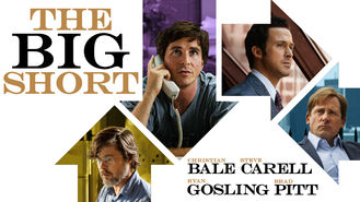 Netflix box art for The Big Short