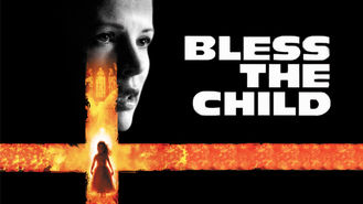 Netflix box art for Bless the child