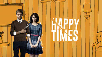 Netflix box art for Happy Times