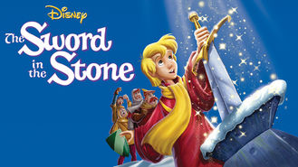 Netflix box art for The Sword in the Stone