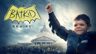 Netflix box art for Batkid Begins