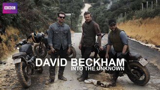 Netflix box art for David Beckham: Into the Unknown - Season 1