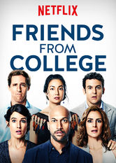Friends from College Netflix AU (Australia)