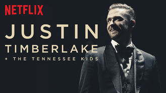 Netflix box art for Justin Timberlake   the Tennessee Kids