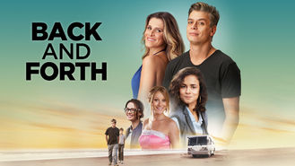 Netflix box art for Back and Forth