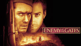 Netflix box art for Enemy at the Gates