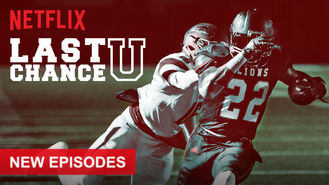 Netflix Box Art for Last Chance U - Season 2