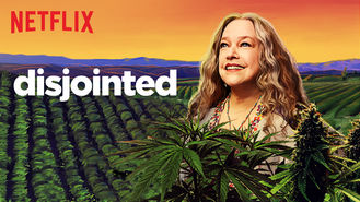 Netflix box art for Disjointed - Season 1