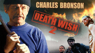 Death Wish 2 (1982) on Netflix in the Netherlands